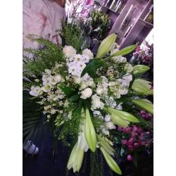 Bouquet varier  blanc