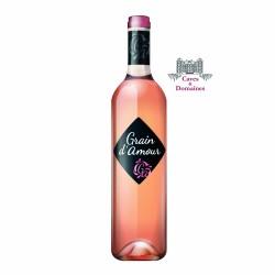 Grain d'Amour – Rosé Doux –...